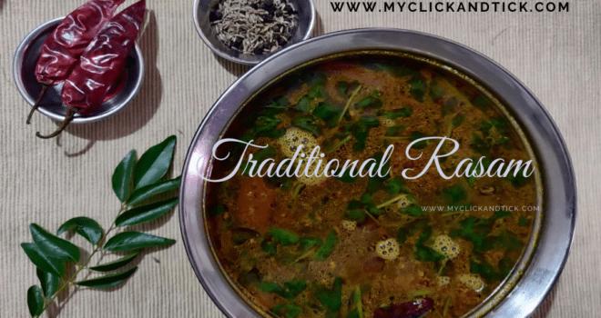 Traditional Rasam