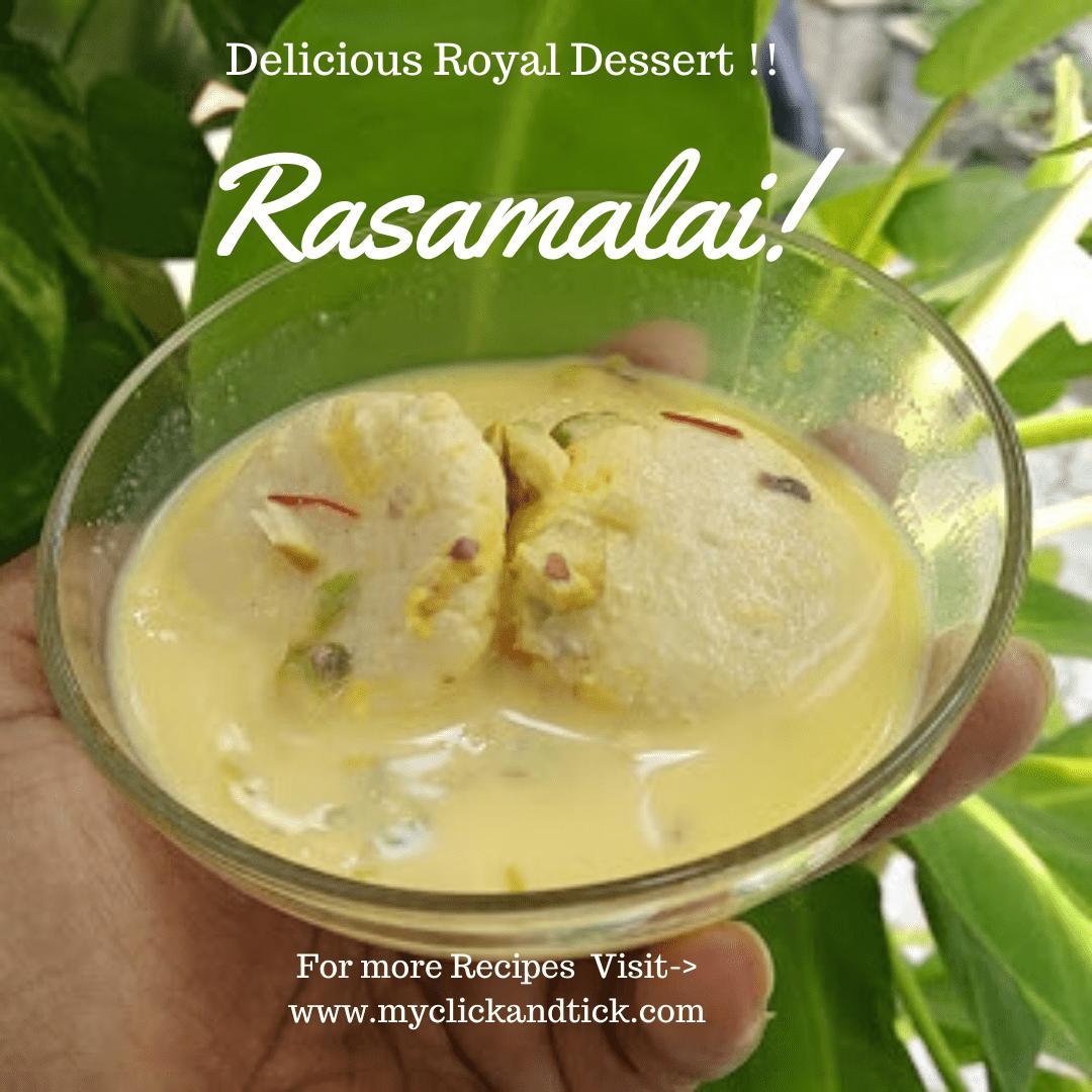 RasaMalai /RossoMalai/ Roshmolai