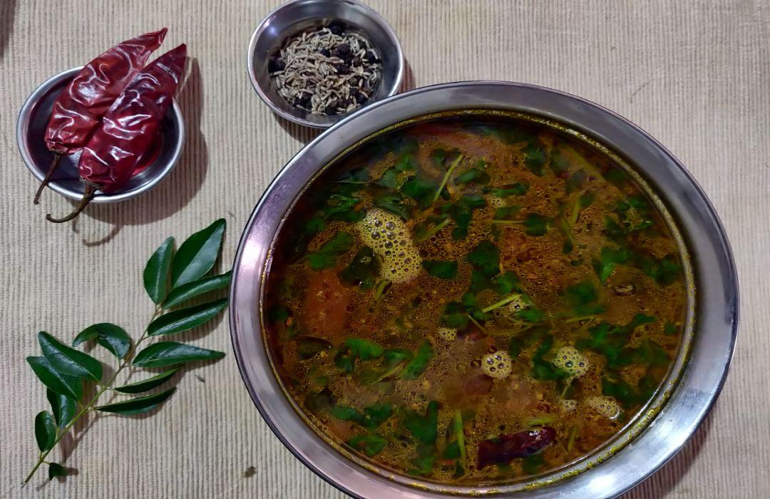 Traditional Rasam – (Tamil Nadu Style)