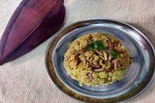 Healthy - Vaazhaipoo Biriyani