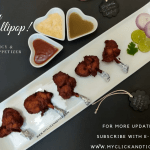 Chicken lollipop recipe