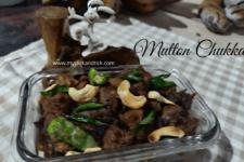 Madurai Mutton Chukka